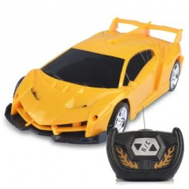 image of CHILDREN REMOTE CONTROL ELECTRIC RC CAR 1:24 MODEL TOYS (DAISY) 0