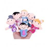 image of FINGER TOYS PARENT-CHILD COMMUNICATION (COLORFUL) 0