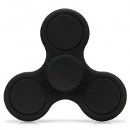 image of TRI-WING MATTE SURFACE ADHD FIDGET SPINNER STRESS RELIEF PRODUCT ADULT FIDGETING TOY -