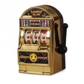 image of CREATIVE ANTI-STRESS LUCKY SLOT METAL CHRISTMAS GIFT (COLORMIX) -
