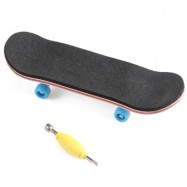 image of WOODEN TECH DECK FINGER BOARD ULTIMATE SPORT TRAINING PROPS (COLORMIX) -