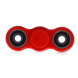 image of HAND SPINNER STRESS RELIEVER PRESSURE REDUCING TOY  (RED) -