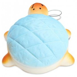 image of SQUEEZING TORTOISE CREAM SCENTED SLOW RISING STRESS RELEASE TOY (COLORMIX) -