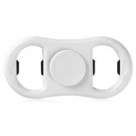 image of MAIKOU BOTTLE OPENER DESIGN FIDGET SPINNER STRESS RELIEF TOY (WHITE) -