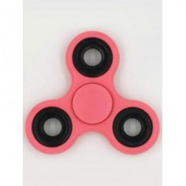 image of FIDDLE TOYS ROTATING TRIANGLE FIDGET SPINNER (PINK) -