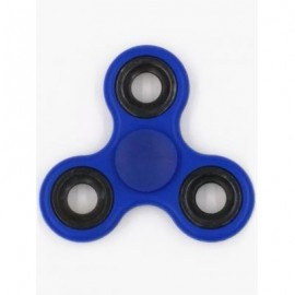 image of FIDDLE TOYS ROTATING TRIANGLE FIDGET SPINNER (ROYAL) -
