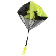 image of CHILDREN THROWING SOLDIER PARACHUTE CHAMBER OUTDOOR SPORT CLASSIC TOY (IVY) 0