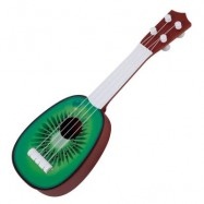 image of ESPECIALLY IN THE KERRY MINI FRUIT GUITAR BEGINNERS GUITAR SOUND INSTRUMENT TOYS (HUNTER) 0
