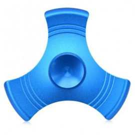 image of THREE-BLADE GYRO HAND SPINNER STRESS RELIEVER PRESSURE REDUCING -