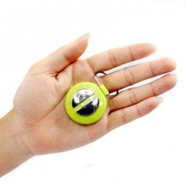 image of FUNNY HANDSHAKE ELECTRIC SHOCKING KEY RING JOKE TRICK TOY (COLORMIX) -
