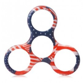 image of FASHION FRAME FOR TRIANGLE FINGER GYRO HAND SPINNER (RED) -
