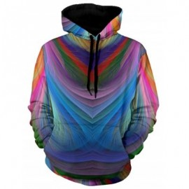 image of KANGAROO POCKET PULLOVER COLORMIX HOODIE (COLORMIX) XL