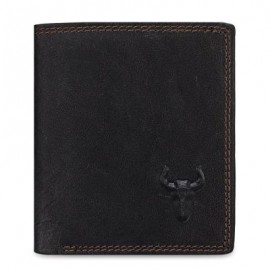 image of TRENDY MINI PU LEATHER MULTICARD BIT WRIST WALLET CLUTCH CARD HOLDER PHONE POCKET FOR MEN (COFFEE)