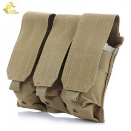 image of FREEKNIGHT OUTDOOR BAG MOLLE BACKPACK HANGING POUCH PHONE CASE (SOIL)