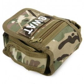 image of OUTDOOR POCKET WAIST BAG FOR TRAVEL (CP CAMOUFLAGE)