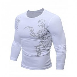 image of BREATHABLE TATTOO T-SHIRT (WHITE) M