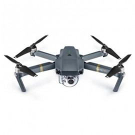 image of DJI MAVIC PRO MINI RC DRONE WITH 7KM OCUSYNC TRANSMISSION / 4K UHD CAMERA / 3-AXIS BRUSHLESS GIMBAL (GRAY) MAVIC PRO ONLY