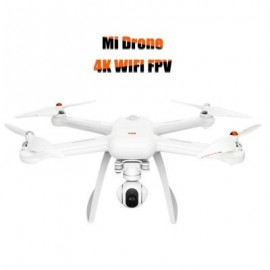 image of XIAOMI MI DRONE HD 4K WIFI FPV 2.4GHZ QUADCOPTER WITH POINTING FLIGHT (WHITE)