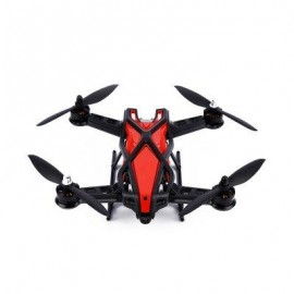 image of LONGING LY - 250 5.8G FPV 2.4G 6 CHANNEL 6 AXIS GYRO 0.3MP CAM RACING QUADCOPTER WITH LIGHT (RED)