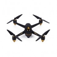 image of HUBSAN H501S X4 5.8G FPV 10CH BRUSHLESS WITH 1080P HD CAMERA GPS RC QUADCOPTER - ADVANCED VERSION (BLACK) EU PLUG