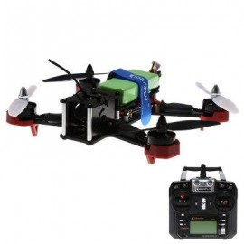 image of IDEAFLY F210 5.8G FPV 700TVL HD CAMERA 10 CHANNEL 2.4G QUADCOPTER WITH F3 FLIGHT CONTROLLER / I10 TRANSMITTER (COLORMIX)