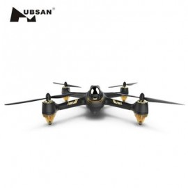 image of HUBSAN X4 AIR H501A RC DRONE BNF WIFI FPV 1080P HD / POINT OF INTEREST / GPS FOLLOW ME (COLORMIX) BNF