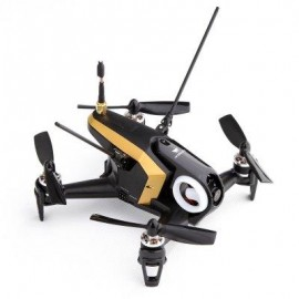 image of WALKERA RODEO 150 7CH 600TVL CAM 5.8G FPV 2.4GHZ TRANSMITTER 6 AXIS GYRO RC QUADCOPTER (BLACK)