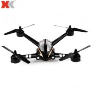image of XK X252 2.4G 7CH 5.8G FPV 3D 6G RC QUADCOPTER RTF WITH 720P 140 DEGREE WIDE-ANGLE HD CAMERA BRUSHLESS MOTOR (BLACK)