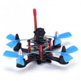 image of FX120 120MM RC FPV RACING DRONE ARF 5.8G 700TVL WITH F3 FC 4-IN-1 20A BLHELI ESC (BLACK, ARF/RTF) ARF