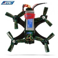 image of JJRC JJPRO - P130 BATTLER 130MM 5.8G FPV 800TVL RC RACING QUADCOPTER - ARF (ARMY GREEN CAMOUFLAGE)