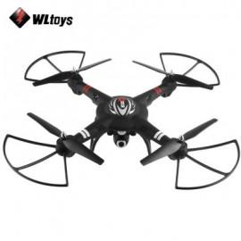 image of WLTOYS Q303A 5.8G FPV 720P CAMERA 4CH 6-AXIS GYRO RTF RC QUADCOPTER TOY (BLACK) US PLUG