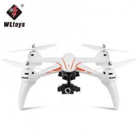 image of WLTOYS Q696 - D RC DRONE - RTF (WHITE)