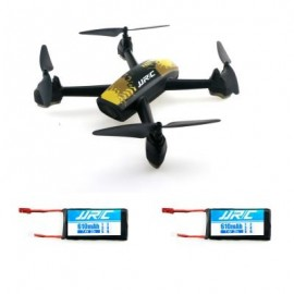image of JJRC H55 TRACKER FPV RC DRONE GPS POSITIONING / 720P WIFI CAMERA / ALTITUDE HOLD (YELLOW) WITH TWO BATTERIES