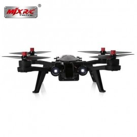 image of MJX BUGS 6 250MM RC BRUSHLESS RACING DRONE RTF 1806 1800KV MOTOR / TWO-WAY 2.4GHZ 4CH TRANSMITTER / INVERTED FLIGHT (BLACK) WITH CAMERA