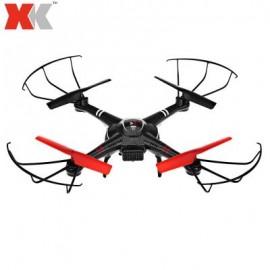 image of XK X260A 5.8G 4CH 6-AXIS GYRO 720PCAMERA FPV VIDEO TRANSMISSION RTF RC QUADCOPTER DRONE TOY (BLACK) EU PLUG