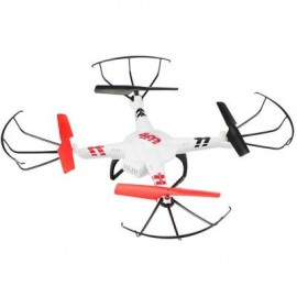 image of WLTOYS V686G RC QUADCOPTER (WHITE) EU PLUG