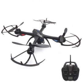 image of I8H 2.4GHZ 4CH 6 AXIS GYRO RC QUADCOPTER WITH HD CAMERA AIR PRESS ALTITUDE HOLD WIFI 48.00 x 48.00 x 16.00 cm