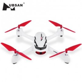 image of HUBSAN X4 H502E 720P CAMERA GPS ALTITUDE MODE RC QUADCOPTER RTF (WHITE)
