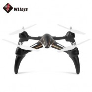 image of WLTOYS Q393 RC DRONE RTF DUAL-WAY 2.4GHZ 4CH / HEADLESS MODE / AIR PRESS ALTITUDE HOLD (BLACK) NO CAMERA