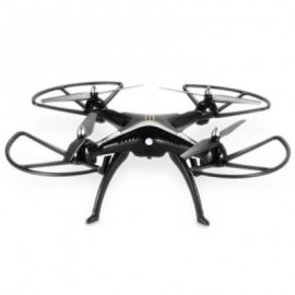 image of HUANQI 899B 2.4G 4CH 6-AXIS GYRO RC QUADCOPTER RTF HOLD ALTITUDE MODE (BLACK) EU PLUG