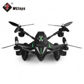 image of WLTOYS Q353 AEROAMPHIBIOUS RC DRONE RTF AIR LAND SEA MODE / HEADLESS MODE / ONE KEY RETURN (BLACK)