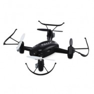 image of FQ777 FQ10A 4CH 6-AXIS GYRO 2.0MP CAMERA WIFI FPV RTF RC QUADCOPTER DRONE TOY (BLACK)