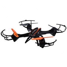 image of UDI 818S 2.4G QUADCOPTER 6 AXIS GYRO 720P CAM 4CH 360 DEGREE EVERSION UNMANNED AERIAL VEHICLE (BLACK)
