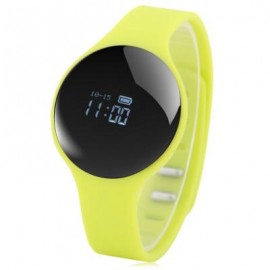 image of H8 BLUETOOTH 4.0 SPORTS SMART WATCH CALL REMINDER REMOTE CAMERA (GREEN) 26.00 x 4.00 x 1.00 cm