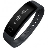 image of H8 MULTIFUNCTIONAL SMART BLUETOOTH WRISTBAND WATCH (BLACK) 22.00 x 1.50 x 1.00 cm