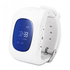 image of Q50 RUSSIAN VERSION CHILDREN SAFETY MONITORING GPS INTELLIGENT WATCH TELEPHONE (WHITE) RUSSIAN VERSION