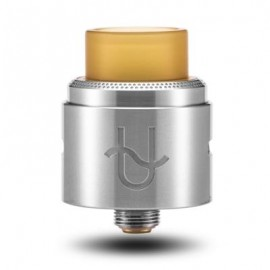 image of ORIGINAL WOTOFO SERPENT BF RDA WITH DUAL POSTS / BOTTOM FILLING FOR E CIGARETTE (STAINLESS STEEL)