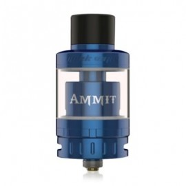 image of THE GEEKVAPE AMMIT 25 ATOMIZER WITH BOTTOM AIRFLOW / 2ML / 5ML FOR E CIGARETTE (BLUE)