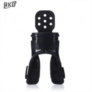 image of RKD SCUBA MOUTHPIECE FOR REGULATOR DIVING EQUIPMENT (BLACK)