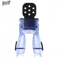 image of RKD SCUBA MOUTHPIECE FOR REGULATOR DIVING EQUIPMENT (BLUE)